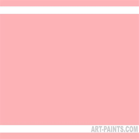 pale pink paint light portrait pink colors acrylic paints 3303 light