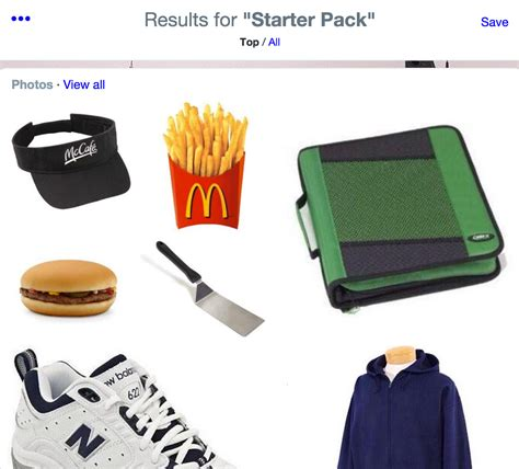 quot what the hell is starter pack quot starter pack what s trending