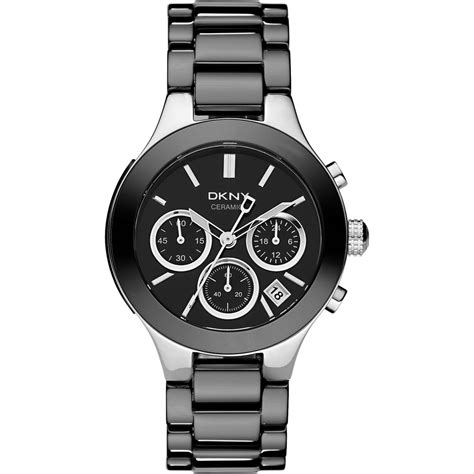 Black Ceramic Series Dkny dkny ny4914 broadway