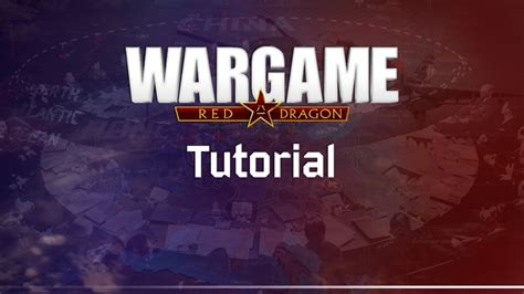 tutorial wargame red dragon new players start here wargame red dragon extensive