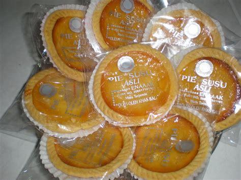 Pie Dewata Bali tahukah seperti apa rasanya kue pie asli bali wisata bali