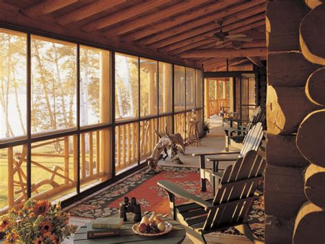 porch planning things to consider hgtv - Rustic Porch