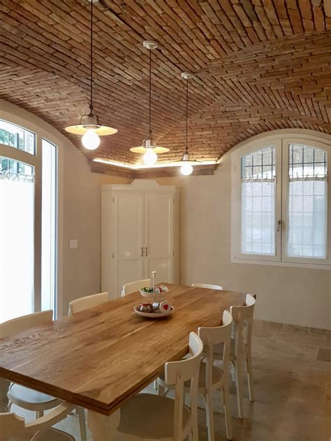 soffitti a volta soffitti a volta mattoni a vista sono in perfetto