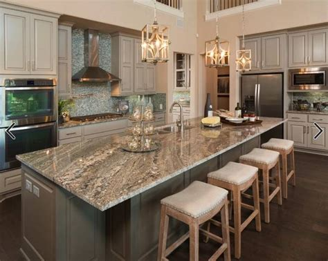 white granite is still the most popular kitchen