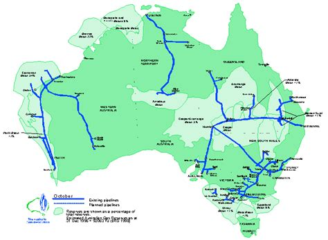 Pressure Australia gas energy for the new millennium parliament of
