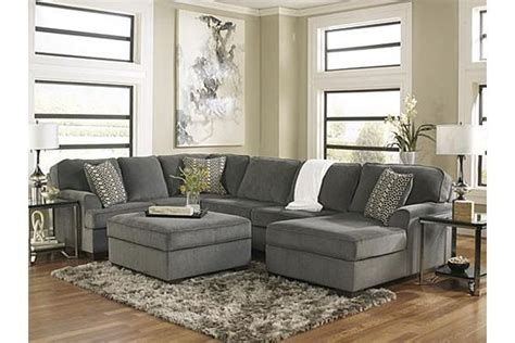 ashley furniture loric sectional the loric ottoman from ashley furniture homestore afhs