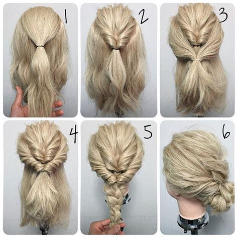cool hairstyles for long hair easy cool simple hairstyles