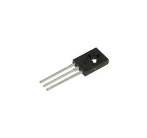 bd139 transistor description transistor bd139