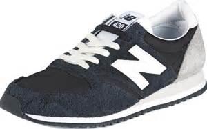 new balance u420 schoenen zwart