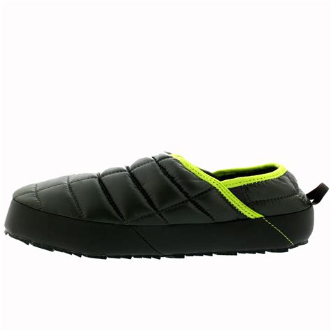 thermal slippers mens mens the thermoball traction mule ii warm
