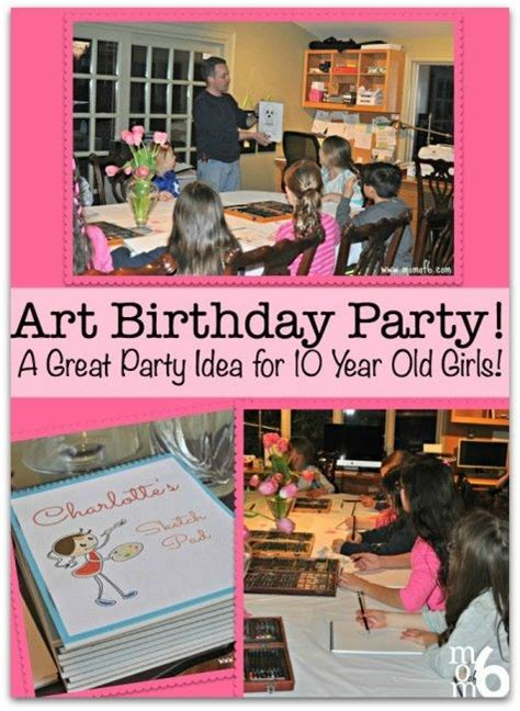 Art  Ee  Birthday Ee    Ee  Party Ee   A Great  Ee  Party Ee   Idea For  Ee   Ee   Year  Ee  Old Ee