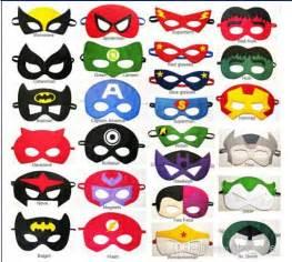 popular superhero mask buy cheap superhero mask lots from