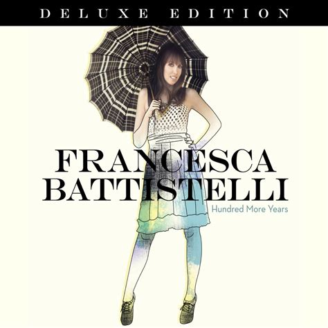 the the deluxe edition year one battistelli quot hundred more years deluxe edition