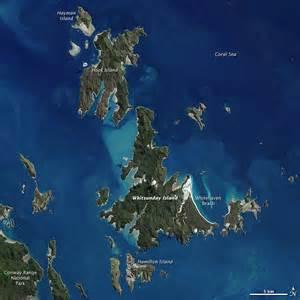 Islands queensland australia as seen from space credit nasa