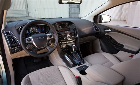 Ford Focus 2014 Interior by Car And Driver