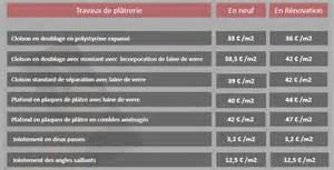 tarif des pl 226 triers plaquistes lebonplatrier