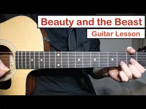 beauty and the beast acoustic mp3 download beauty and the beast john legend ariana grande guitar