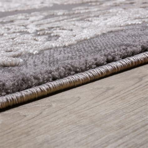 teppiche ornamente moderner teppich wohnzimmer teppiche hoch tief struktur