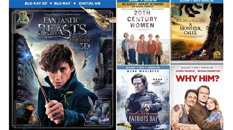 new film blu ray new dvd and blu ray releases for march 28 2017 kutv