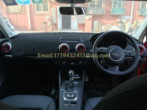 Dashmats Car Styling Accessories Dashboard Cover For Audi