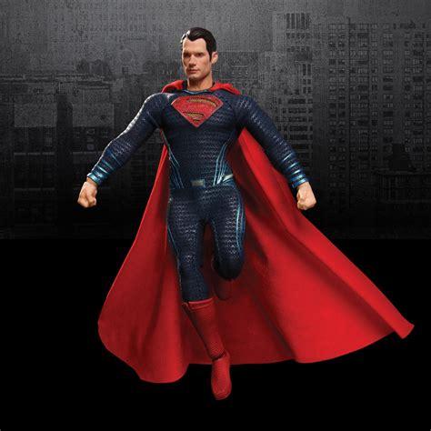 Tenda Terowongan Superman Batman 1 superman batman vs superman actionfigur mezco one 12 collective