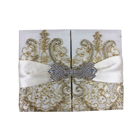 Wedding Invitation Cards Luxury by Luxury Lace Folio Invitation For Wedding Invitation Cards