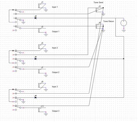schematic 3pdt stomp get free image about wiring diagram