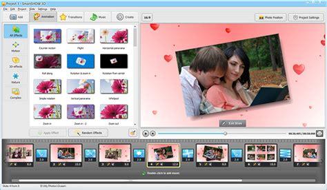 wedding animation maker software wedding reception slideshow ideas smartshow 3d