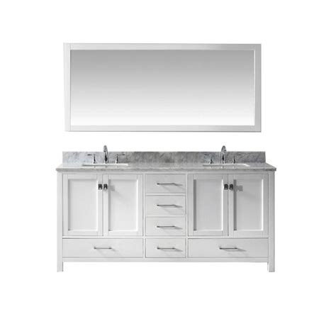 white sink bathroom vanities bath the home depot