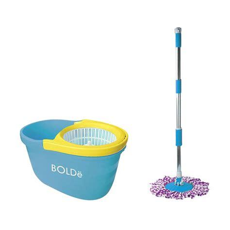 jual bolde mop aristo peralatan kebersihan biru