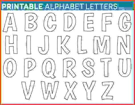 templates for letters of the alphabet free printable letters printable free alphabet templates