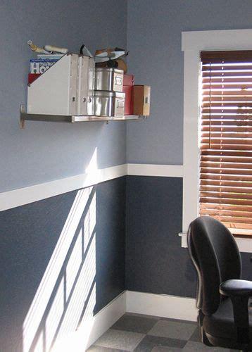 blue chair rail best 25 chair railing ideas on wainscoating