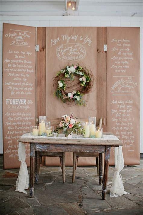 50 Rustic Country Kraft Paper Wedding Ideas   Deer Pearl