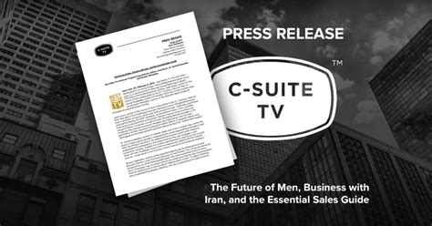 Top Mba Leading To C Suite by The Future Of Business With Iran And The Essential