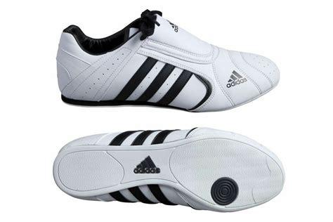 adidas martial arts trainers adi smiii karate taekwondo shoes white 5 12 ebay