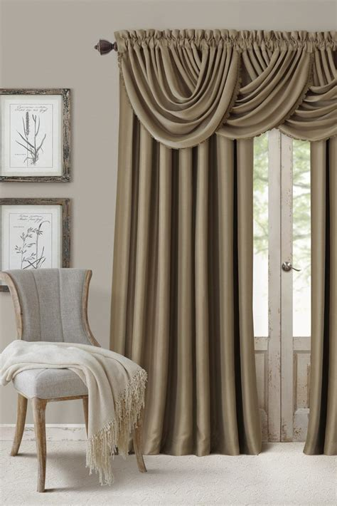 formal living room drapes top 5 curtain rods for formal living rooms overstock com