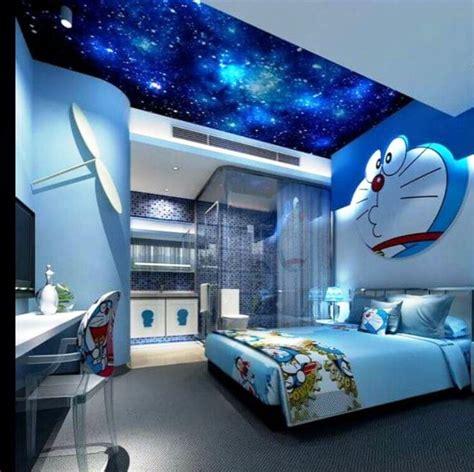 desain kamar tidur anak doraemon desain rumah minimalis