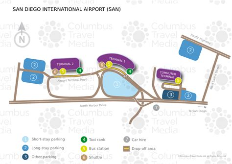 san diego international airport world travel guide