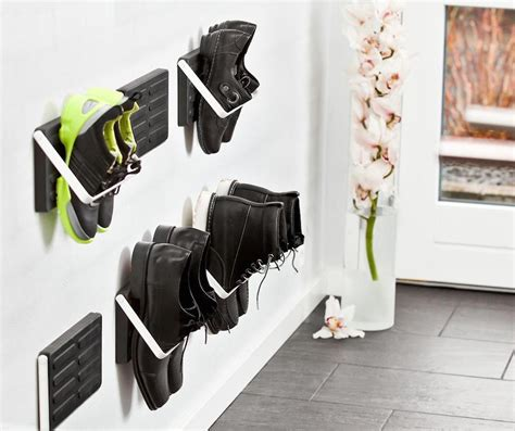 other uses for metal shoe rack 9 unusual shoe storage solutions core77