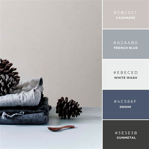 Blue Mood Paint Color build your brand 20 unique and memorable color palettes