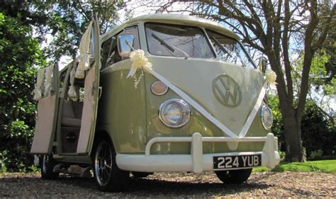 Fashion Cambridge 9526 Vintage Vdub Weddings Cervan Prom Hire Cambridge