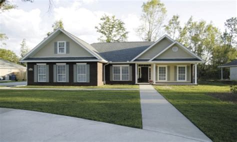 large one story homes large ranch house one story ranch house plans with porches