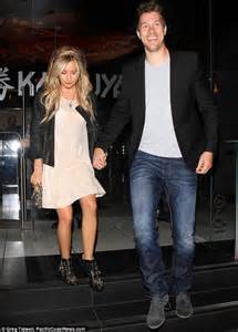 Cute couple ashley even looked a huge deal shorter than scott when he