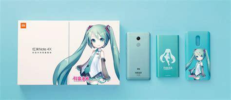 New Sale Xiaomi Redmi Note 4x 4 64 Snapdragon Blue Limited Edition xiaomi redmi note 4x 4gb 64gb dual sim hatsune miku blue