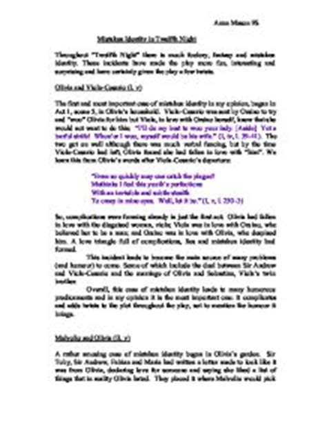 A Of Mistaken Identity Essay Ideas by Mistaken Identity Essay Ideas Ideas Collection Advertising Sales Manager Cover Letter For