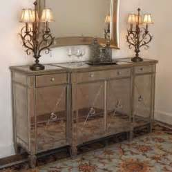 Exclesior Mirrored Buffet Server Exclesior Mirrored Mirrored Buffet Server