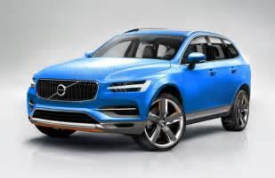 Cx60 Volvo Nya Volvo Xc60 Med Ny Design Och Teknik Teknikens V 228 Rld