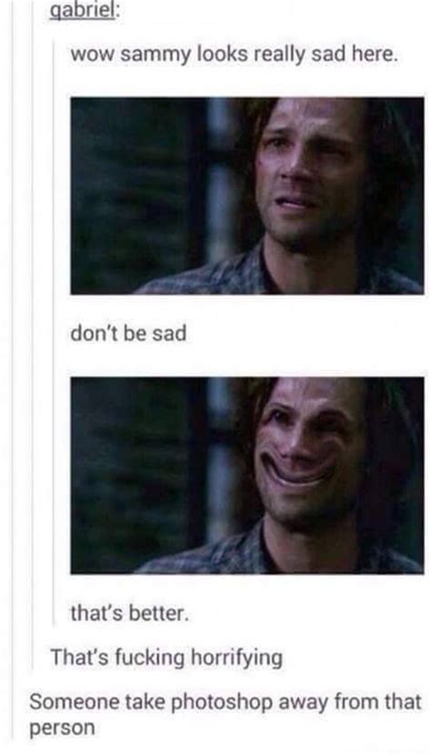 And Dean His Post Baby Plastic Surgery by 1069 Best Images About Supernatural On