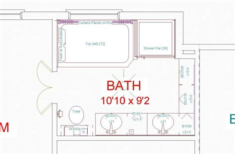 floor plan of bathroom master bath floor plans houses flooring picture ideas