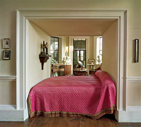 Curtains For Canopy Beds 35 amazing small space alcove beds